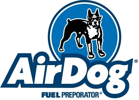 Logo of Brand AirDog provides Flow Solution