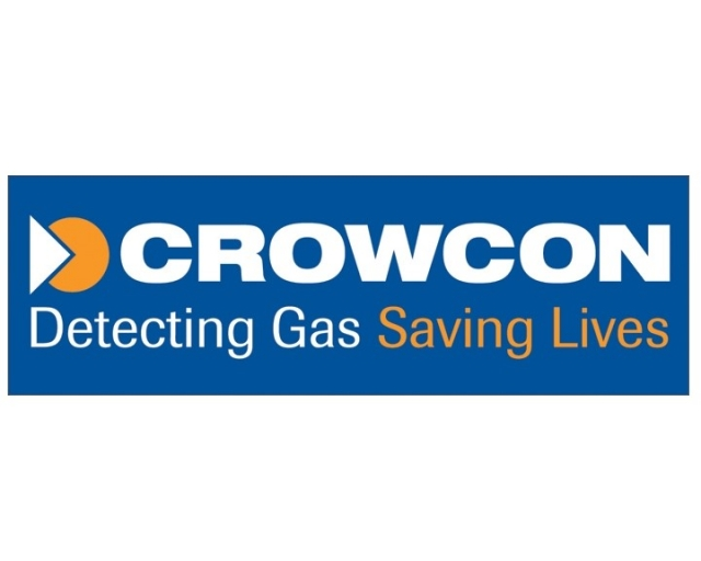 Logo of Brand Crowcon provides Fire & Gas Detector  Solution