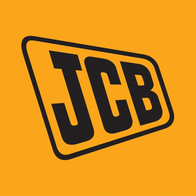 Logo by JCB