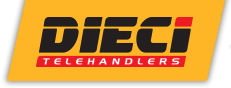 Logo of Brand Dieci provides Forklift Solution