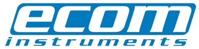 Logo by Ecom Instruments