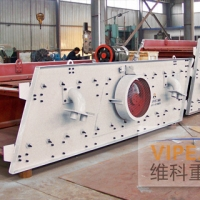 Image of by Circular Vibrating Screen